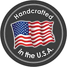 hand handcrafted USA