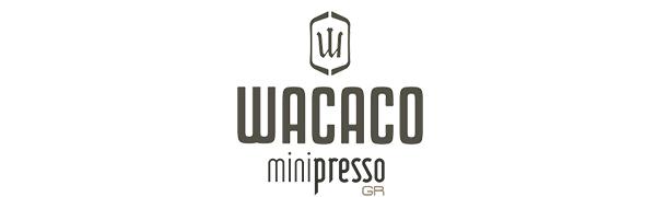 Wacaco Minipresso GR, máquina de café expreso portátil, café ...
