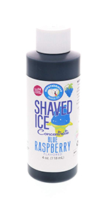 blue raspberry concentrate