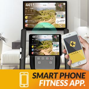 Aplicación Fitness integrada para Smartphone y Tablet