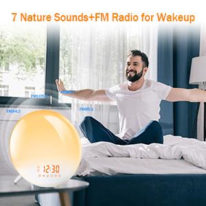 alarm clock radio