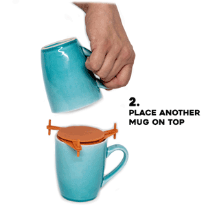 coffee mug organizers cabinet tea cups teacups shelf under sink wire corner stacking shelves