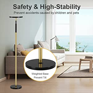 Safety amp; High-Stability