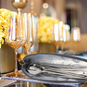reusable utensil set