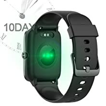 Lintelek Smartwatch de Pantalla táctil,Pulsera Actividad con ...