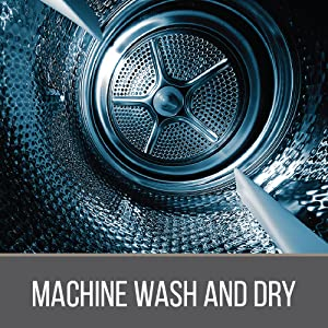 machine wash