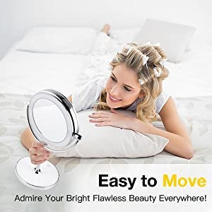 Cordless Light-weight Make Easy to Move