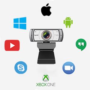 Cámara Web para Videoconferencia