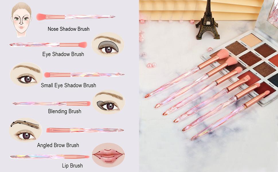 eye brushes