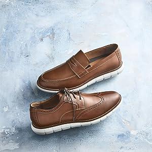 johnston and murphy, johnston and murphy mens shoes, xc4, prentiss, conard, aragon, mcguffey, holden