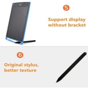Support Display Without Bracket