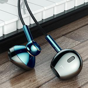 earbud headphones wired