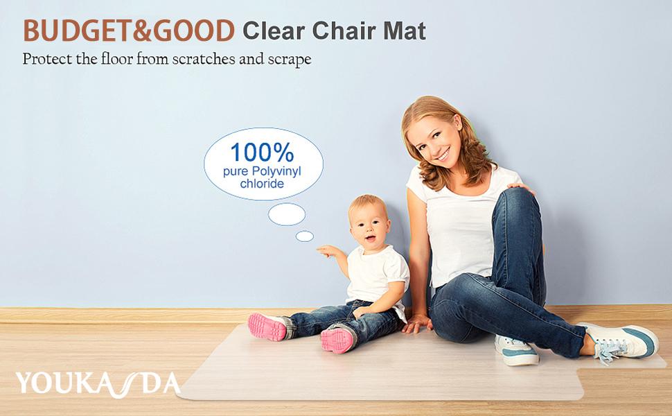 YOUKADA chair mat