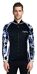wetsuit tops jacket women me neoprene tops surfing suit tops canoeing suit surfing suit wetsuits
