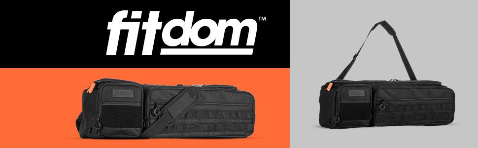 Fitdom YB-1 Tactical Yoga Mat Carrier Bag