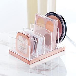 beauty makeup prom dance girls women vanity bathroom palette blush brush eye liner shadow gloss