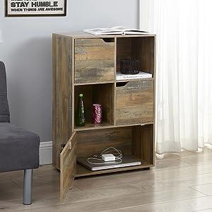 College essentials dorm wooden shelf kitchen affordable low cost cheap organization