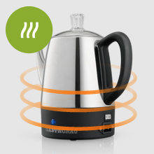 coffee percolator electric