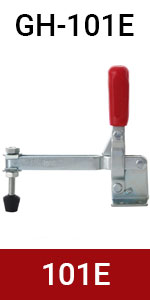 vertical toggle clamp hand tool 101E toggle clamps hand tool woodworking clamps destaco clamps