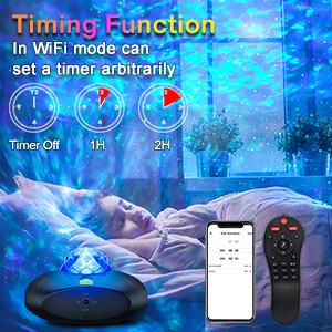 night light projector galaxy light