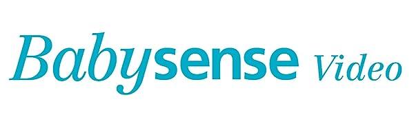 Babysense Video Monitor Logo