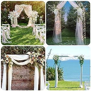 Weddin arch decoration ideas