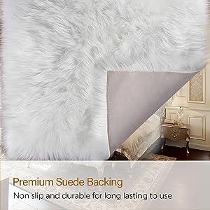 soft rug