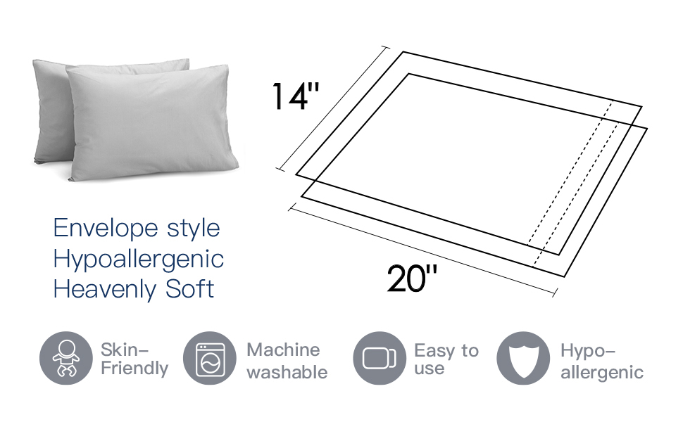 toddler travel pillowcase pillow cases