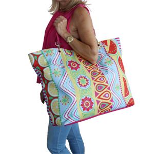 Große Damen Handtasche bequem zu tragen