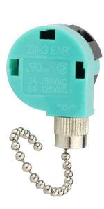 Nickel ZE-268S6 Pull Chain Switch