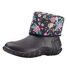hisea rubber boots