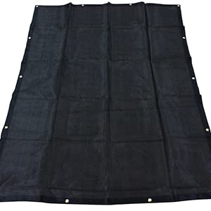 Tarp Size and Material