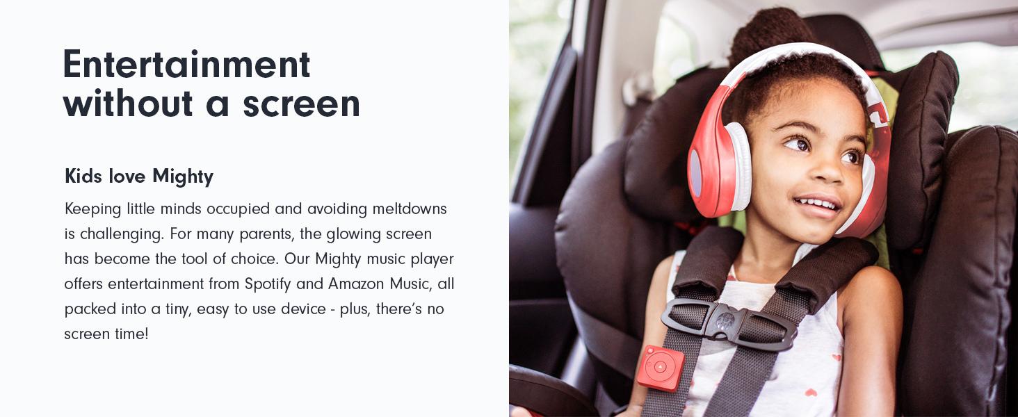 spotify amazon music streaming music ipod shuffle mp3 portable music player