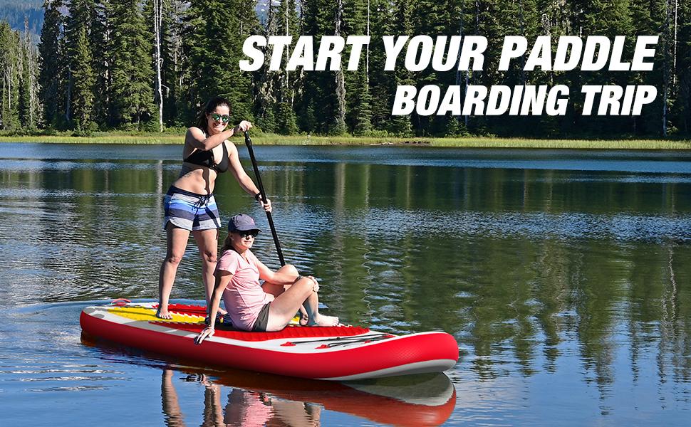 awesafe paddle board