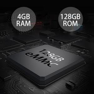 4GB 128GB