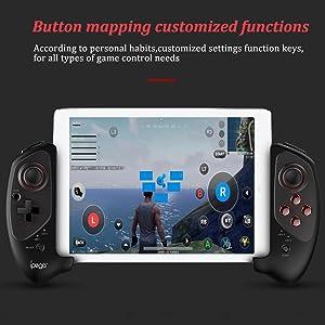 Button Custom settings