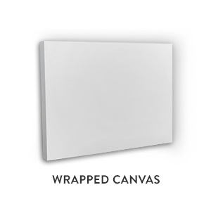 premium gallery wrapped canvas