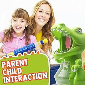 Dino shooting game