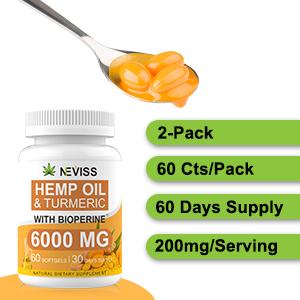 hemp capsules 1000mg