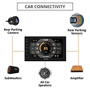 car android music system