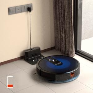 Robot Vacuum Cleaner Robot Vacuum with Smart Mapping Robotic Vacuum