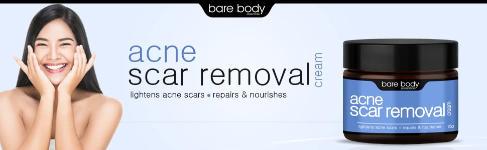 acne scar removal blemish free cream bbe