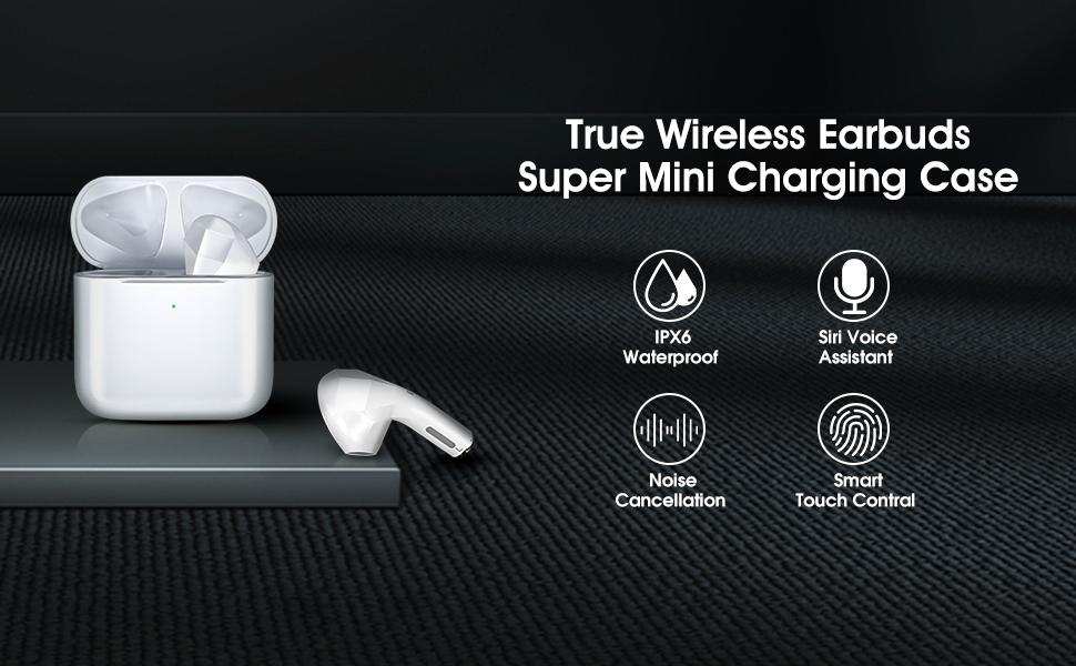 Super mini charging case