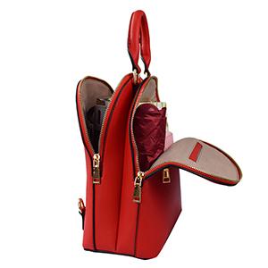 multi pocket backpack