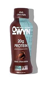 OWYN Protein Shake