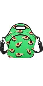 Avocado Lunch Bag
