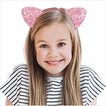 Cat Ears Headbands for Girls and Women
