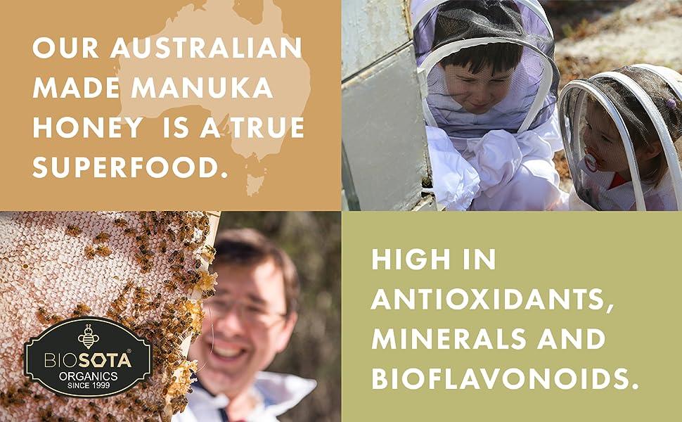 Australian Made Jelly Buah Honey