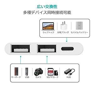 Lightning USB