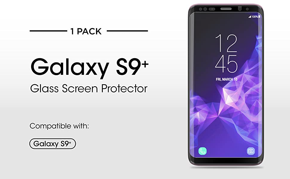 Galaxy S9+ Screen Protector